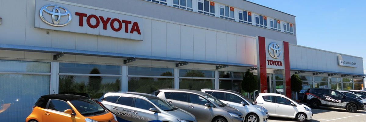 m s autohaus gmbh stendal toyota in stendal. Black Bedroom Furniture Sets. Home Design Ideas
